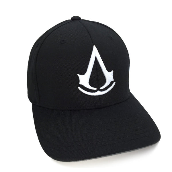 Assassins creed logo hat black