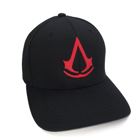 assassins creed hat with red crest