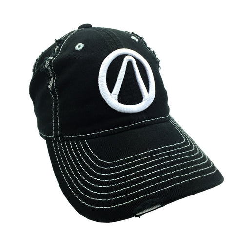 borderlands vault logo hat black