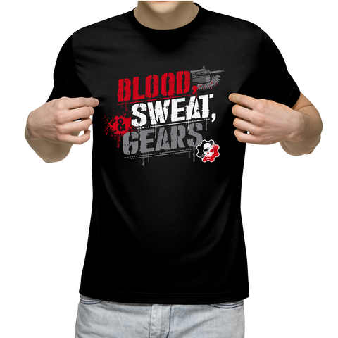 blood sweat and tears shirt
