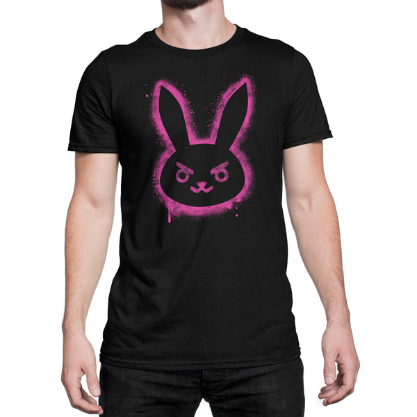 D.va Bunny Icon Overwatch Tee