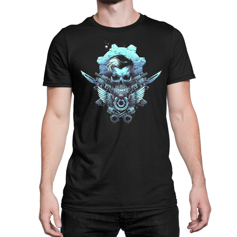 gears tactics video game shirt