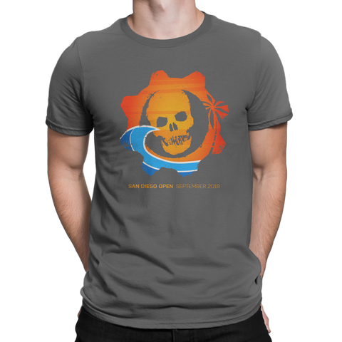 gears of war san diego event tee