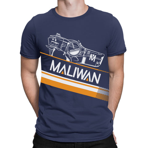 borderlands maliwan t-shirt