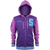 Sombra Letterman Overwatch Jacket