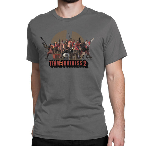 Team Fortress 2 Red Team Tee