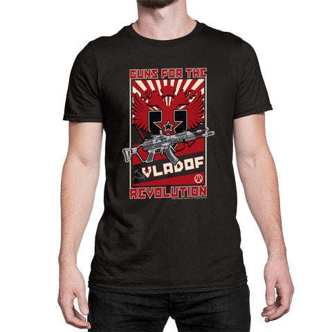 borderlands vladof t-shirt