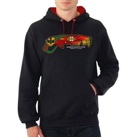 gears Mexico esports hoodie