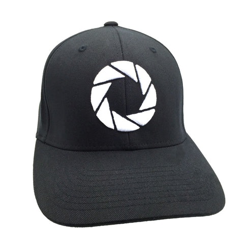aperture laboratories hat with staff logo