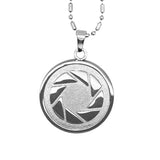 aperture labs necklace