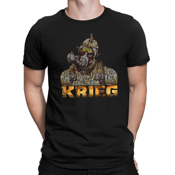 Borderlands Krieg Typography Tee