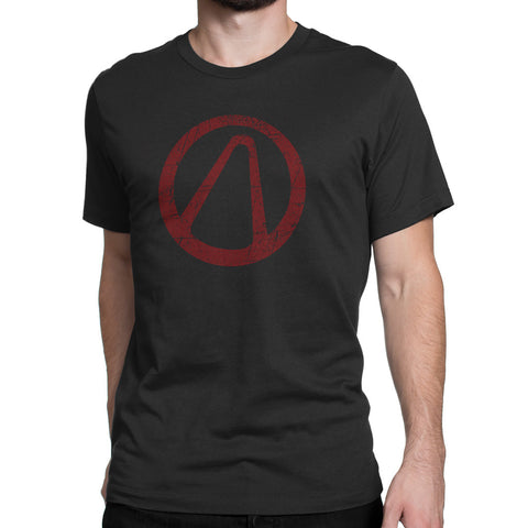 Borderlands vault logo t-shirt black
