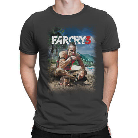 farcry vas game art t-shirt