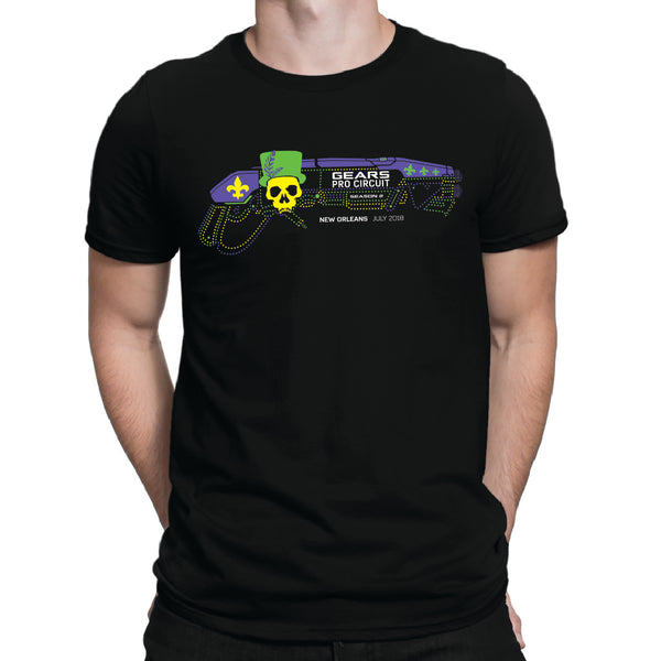 Gears of War New Orleans Tournament Tee