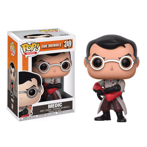 tf2 medic pop vinyl by funko - team fortress medic