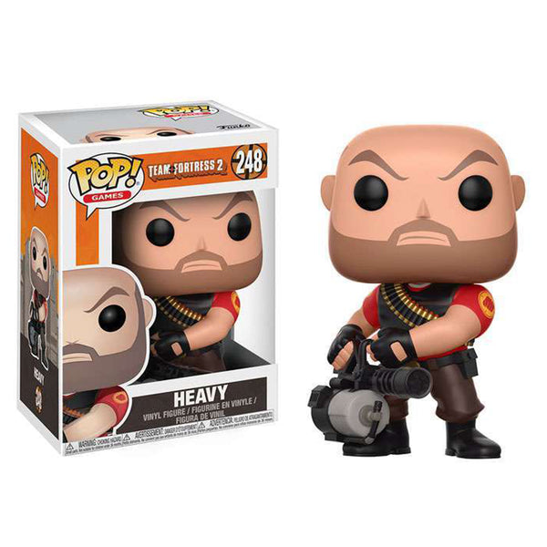 team fortress heavy toy - tf2 heavy pop vinyl