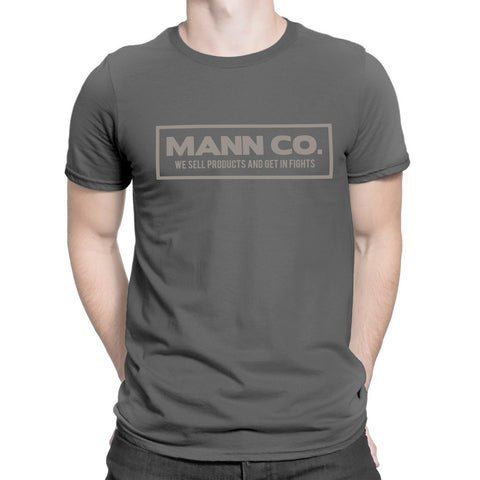 tf2 mann co t-shirt