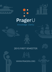 Prager U - 2015 First Semester (DVD)