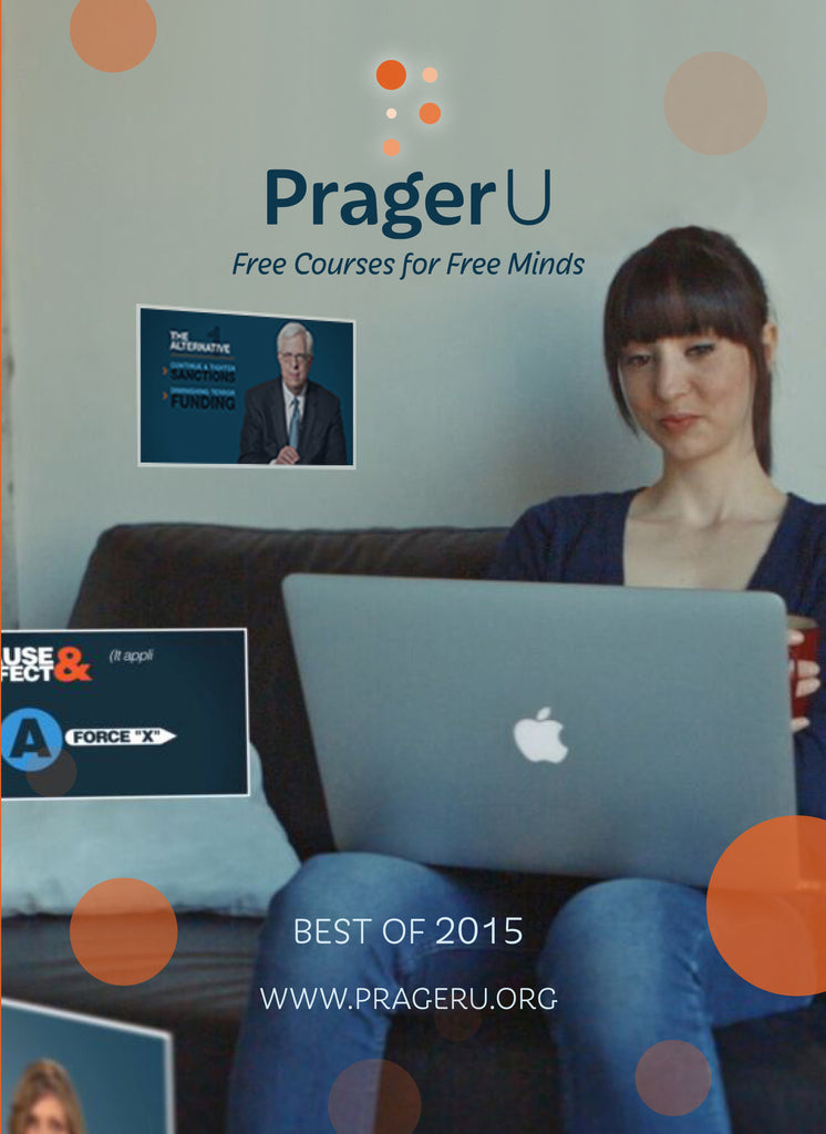 Prager U - Best of 2015 (DVD)