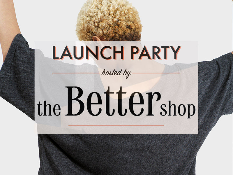 The Better Shop x 337 BRAND