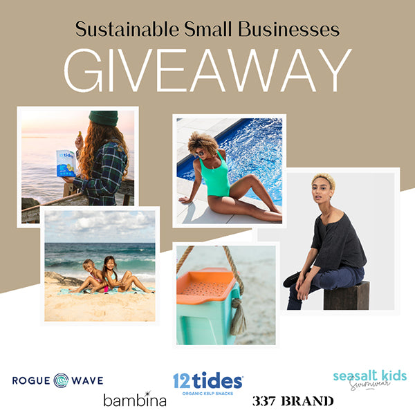 337 BRAND Eco-Conscious Giveaway