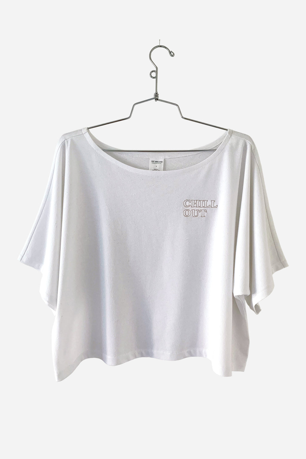CHELSEA CROP TOP - 337 BRAND Women's Sustainable Clothing