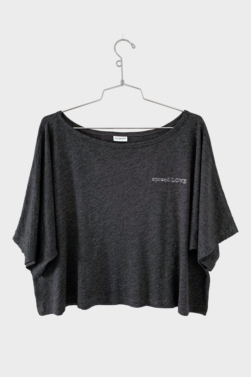 DAVIS CROP TOP - 337 BRAND Women's Sustainable Clothing