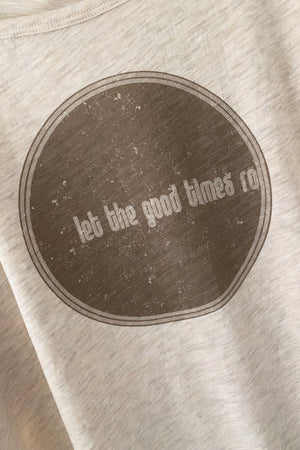 GOOD TIMES TEE - 337 BRAND Women's Sustainable Clothing