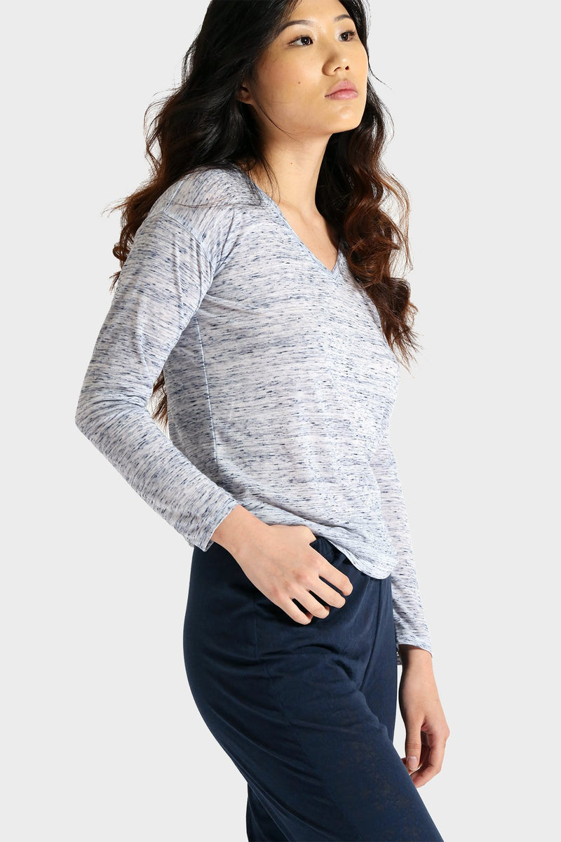 AVA SWEATSHIRT - 337 BRAND Women's Eco-friendly Clothing