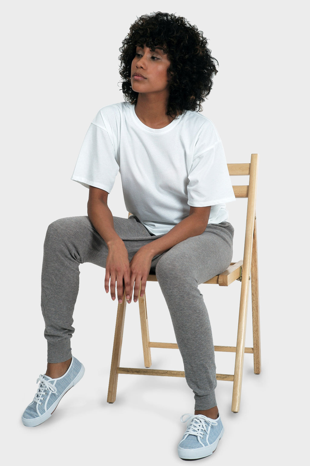 CIRCULARITY T-SHIRT - 337 BRAND Women's Sustainable Clothing