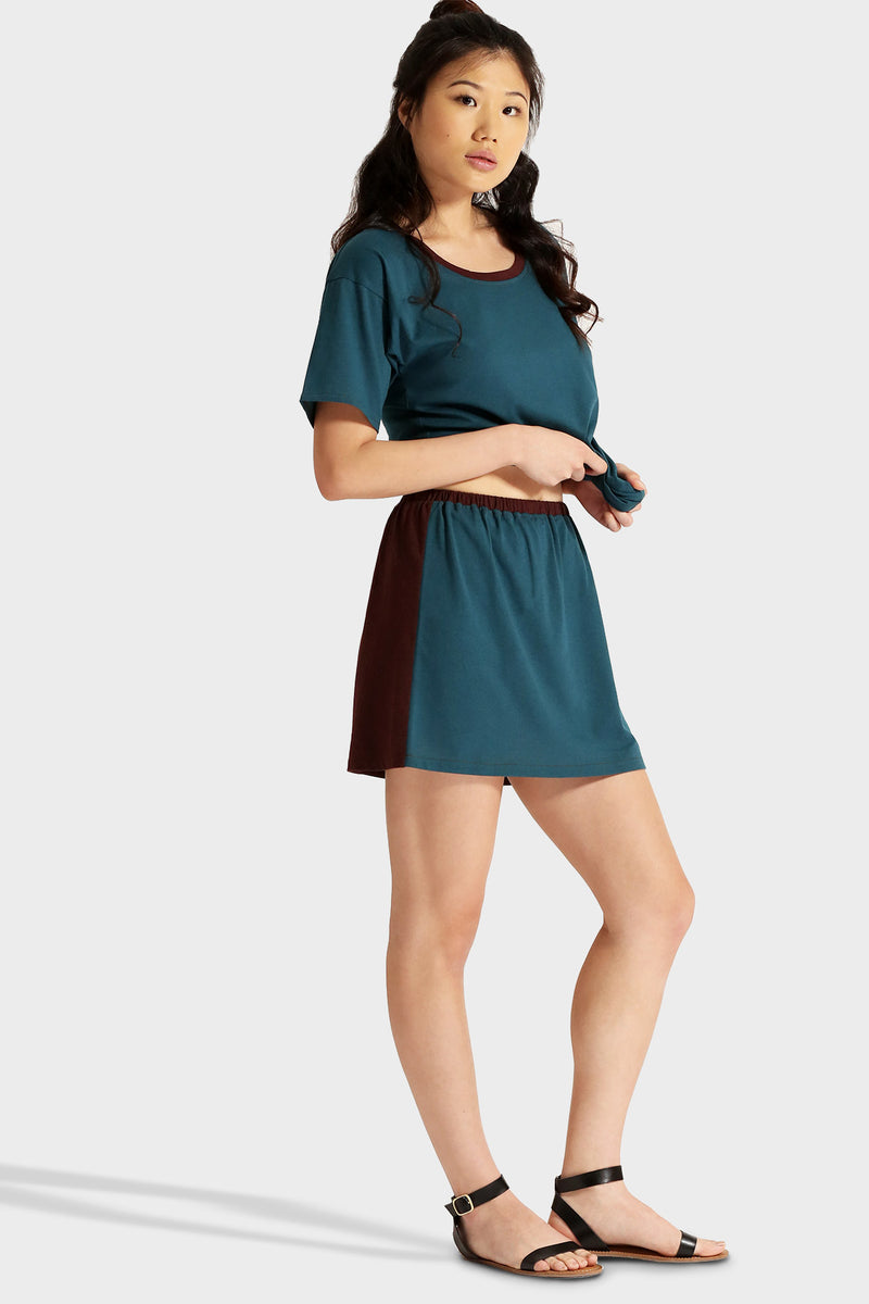 337 BRAND Women's Sustainable Basic Kora Skirt