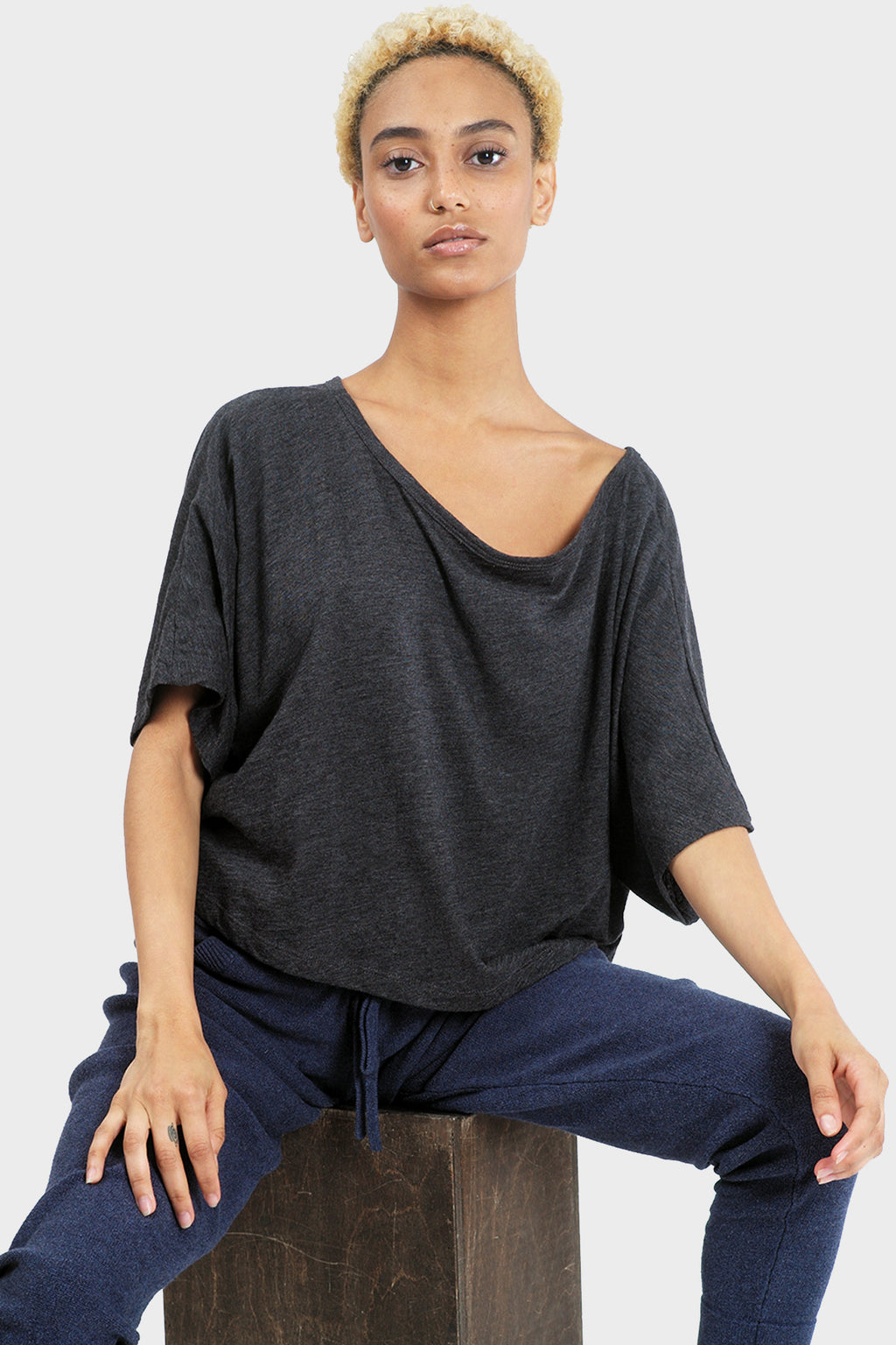 LUMI CROP TOP - 337 BRAND Women's Sustainable Clothing