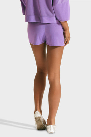 337 BRAND Women's Sustainable Basic Mila Short