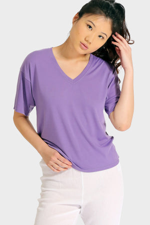 ZOEY T-SHIRT - 337 BRAND Women's Sustainable Clothing