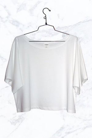 337 BRAND Women's Sustainable Basic Bailey Crop Top