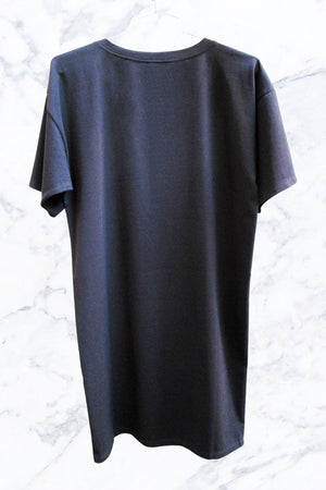 ELIZA T-SHIRT DRESS - 337 BRAND Women's Sustainable Clothing