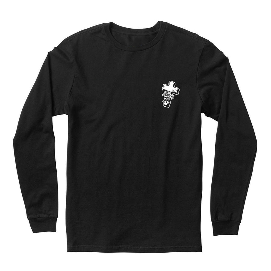 """Sacred"" Long Sleeve Tee"