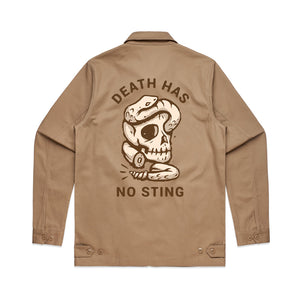 *Limited Edition* Death Has No Sting Union Jacket
