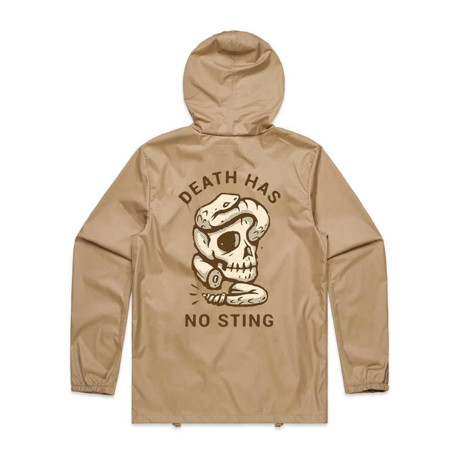 Death Has No Sting - Premium Jacket