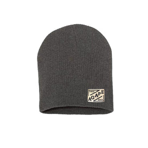 Since '07 Dark Grey Beanie