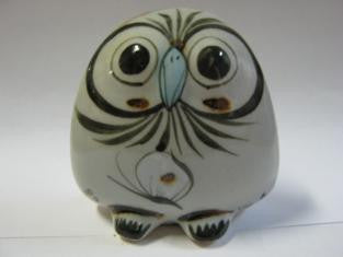 Ken Edwards Small Owl - E72
