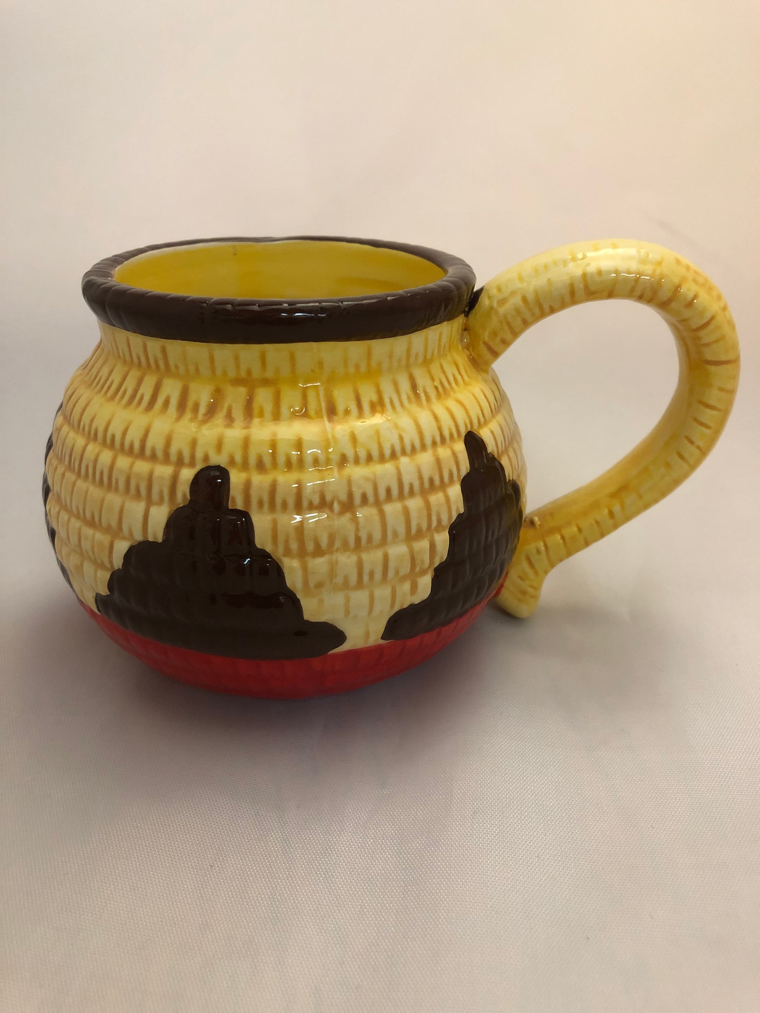 Southwest style mug.  Use code SAVE50 at checkout and save 50% off the lowest price.