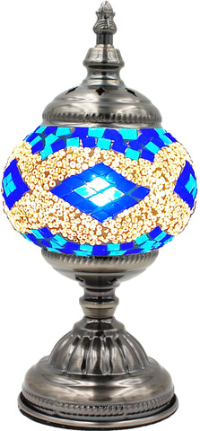 Mosaic Lamp in straight up Middle Eastern  style 034