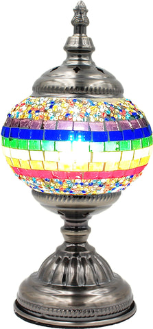 Mosaic Lamp in straight up Middle Eastern  style 037