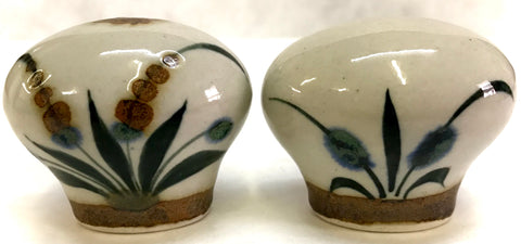 Ken Edwards Pottery salt and pepper shakers