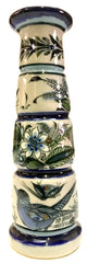 Ken Edwards Pottery Collection Series Banded Candle Holder Large in stoneware  (KE.CB1)