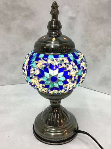 Mosaic Lamp in straight up style 023