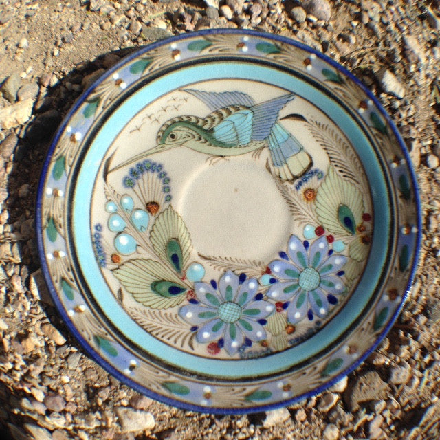 Ken Edwards Collection Saucer (CV4)