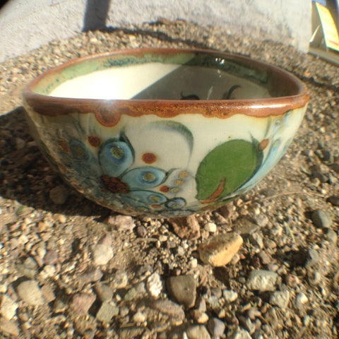"Ken Edwards Bowl Thrown Medium 8"" diameter (TT3)"