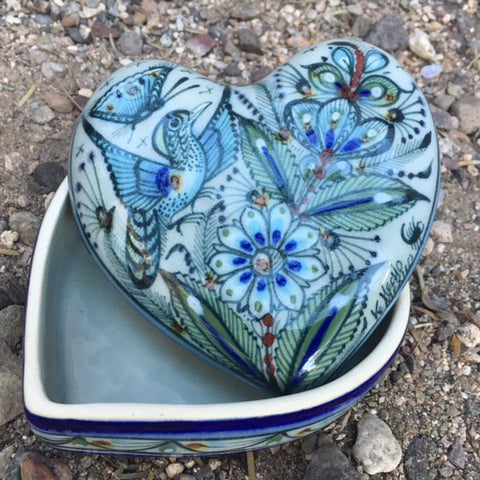 Collection Heart Shaped Box (CA1)